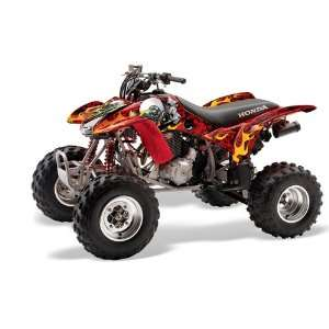AMR Racing Honda TRX 400EX 1999 2007 ATV Quad Graphc Kit   Motorhead