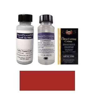 Red Paint Bottle Kit for 2009 Hummer H3 (84/WA489P) Automotive