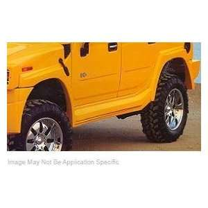 Xenon Fender Flares for 2003   2004 Hummer H2 Automotive