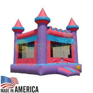 Best Castle 1 Inflatable Bounce House Commercial Grade