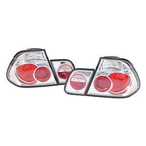 E46 3 Series 4Dr Sedan Tail Lights / Lamps OptionsChrome Automotive