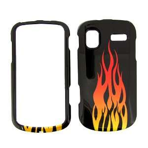 AT&T SAMSUNG FOCUS FLAME HARD PROTECTOR COVER CASE/SNAP ON PERFECT