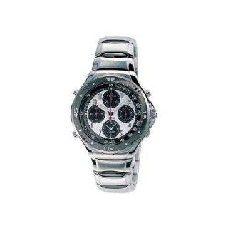 YEMA by Seiko of France Mens FLYGRAF Gun Metal Finish