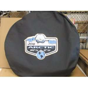 2012 Jeep Arctic Edition Spare Tire Cover Mopar OEM Automotive