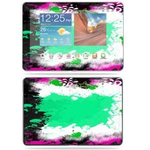 Vinyl Skin Decal Cover for Samsung Galaxy Tab 10.1 Tablet 10 Paint