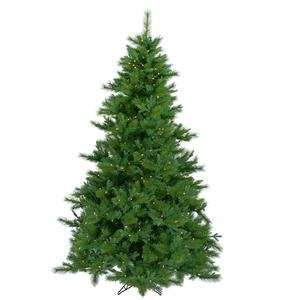 Pine 500 LED Warm White Lights Christmas Tree (A899276LED) Home