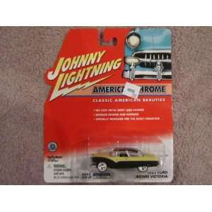 Johnny Lightning American Chrome 1955 Ford Crown Victoria