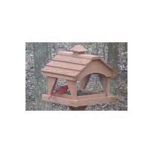 Pavillion Bird Feeder (Bird Feeders) (Seed Feeders)