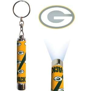 Green Bay Packers NFL Projection Logo Key Chain Sports