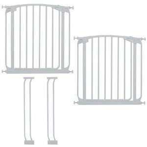 Swing Close Security Gate Value Pack Includes 2 x Swing Close Security