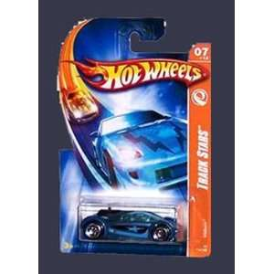Hot Wheels AcceleRacers Stripped Metal Series Iridium  Toys & Games