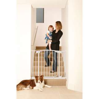 Find the Dream Baby Swing Close Security Gate in White and more baby