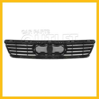 2001 AUDI A6  A6 QUATTRO OE REPLACEMENT FRONT GRILLE ASSEMBLY