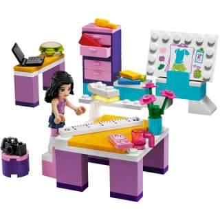 LEGO Friends Emmas Design Studio Building Blocks & Sets