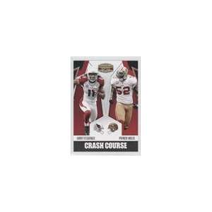 Panini Gridiron Gear Crash Course #7   Larry Fitzgerald/Patrick Willis