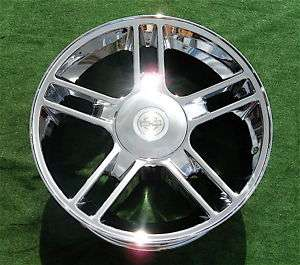 NEW CHROME Ford Harley Davidson F150 22 inch WHEEL F 150 5x135 and