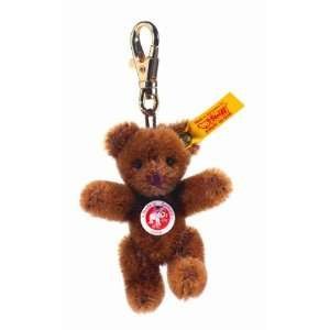 Steiff Keyring Mini Teddy Bear Russet Toys & Games
