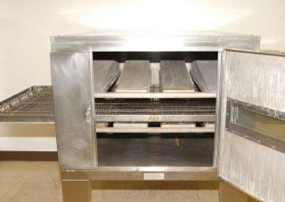 Lincoln Impinger Gas Conveyor Pizza Oven, Model 1450